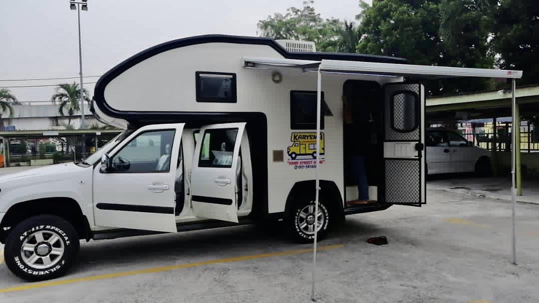 cam caravan motohome malaysia